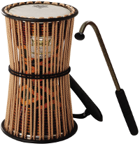 Talende tromme (REMO Talking Drum)